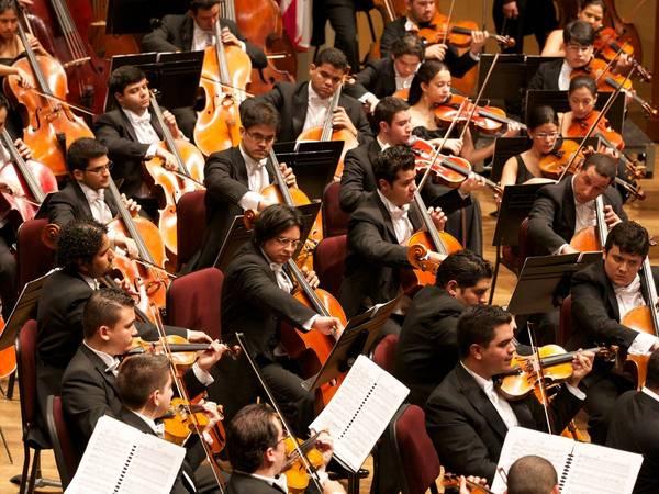 Orquesta Binacional Argentino-Venezolana