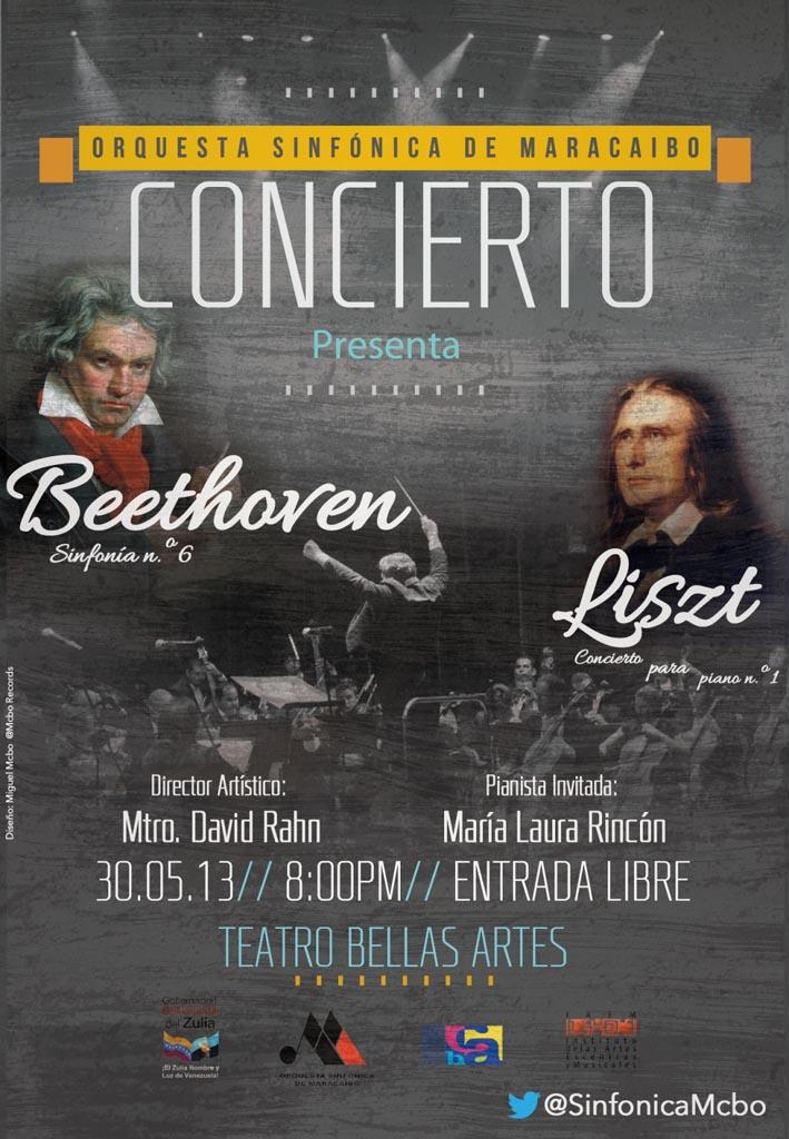 Orquesta Sinfónica de Maracaibo Poster