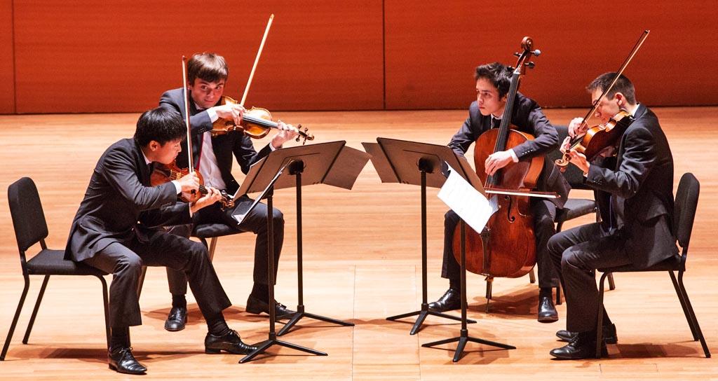 Cuartetos y ensambles nacionales e internacionales protagonizan el II Festival de Música de Cámara