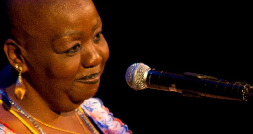 La Sala Ríos Reyna se viste de gala para recibir a la cantante brasilera Virginia Rodrigues