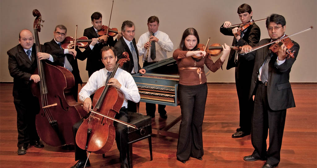 Virtuosi de Caracas clausura estación de conciertos con la interpretación de L'Estro Armonico de Vivaldi