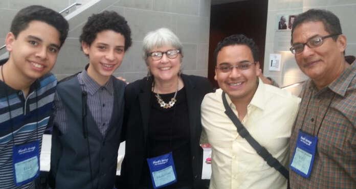 Venezuela obtuvo segundo lugar en la Convención de la Sociedad Internacional de Bajistas
