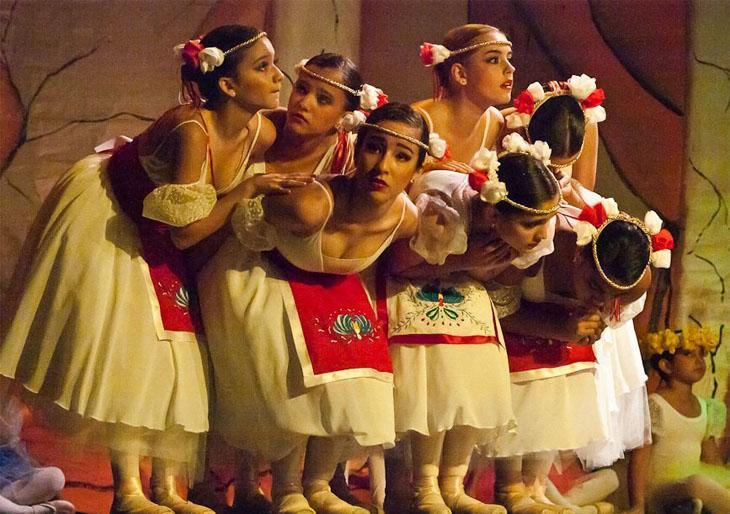 Ballet de la Mar presenta: Coppelia, una divertida historia de amor