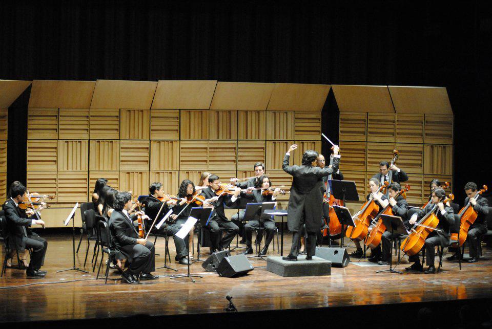 Orquesta de Cámara Mozarteum Caracas