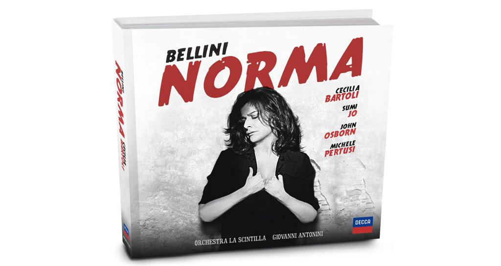 La «Norma» de Cecilia Bartoli