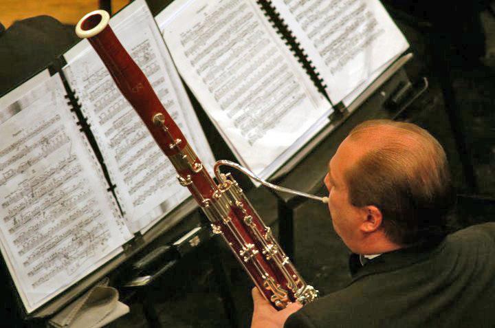 El fagotista venezolano Leonardo Dean
