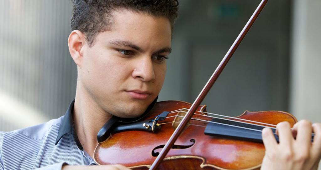 Las notas del Sibelius resonarán este viernes en el Caspm de la mano de un joven solista