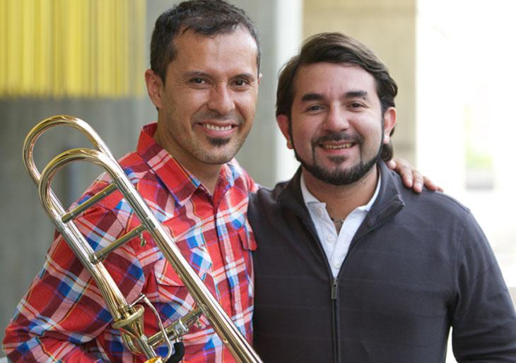 Inaugurada la Academia Nacional de Trombón con la presencia de Giovanni Scarpetta