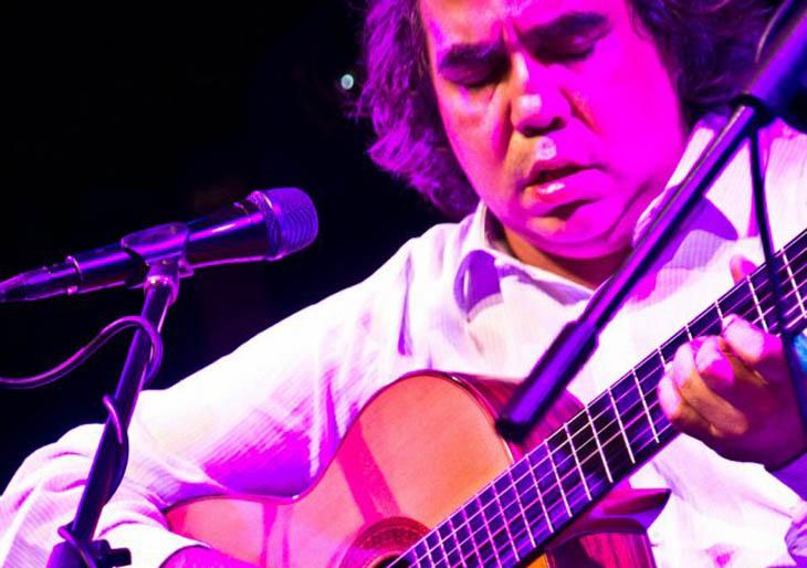 Aquiles Báez, Marcial Istúriz y Oscar Listas celebran a San Juan en Noches de Guataca