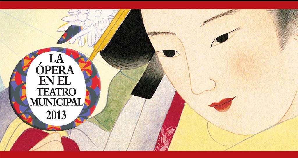 """A petición del público: Regresa Madame Butterfly """"La Ópera en el Teatro Municipal"""""""