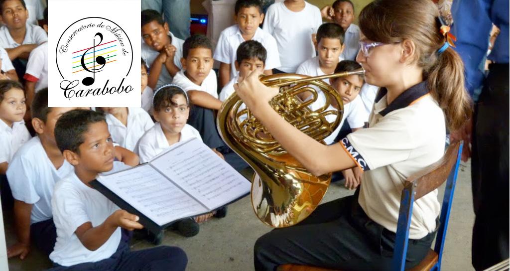 """Culminó exitosamente Gira Regional de """"Encuentros pedagógicos conociendo la familia de los instrumentos musicales"""""""