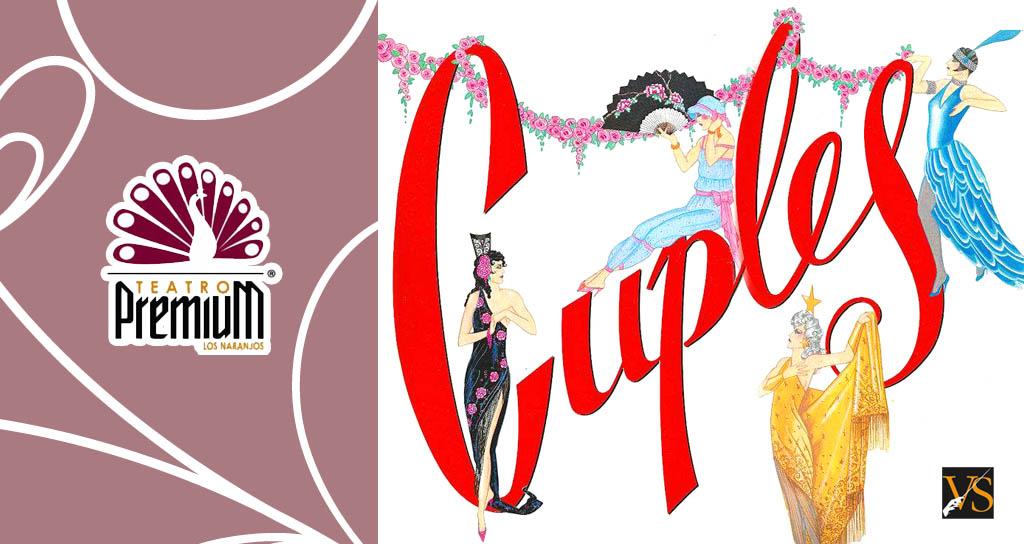 """""""Noches de Cuples"""" este miércoles en el Teatro Premium"""