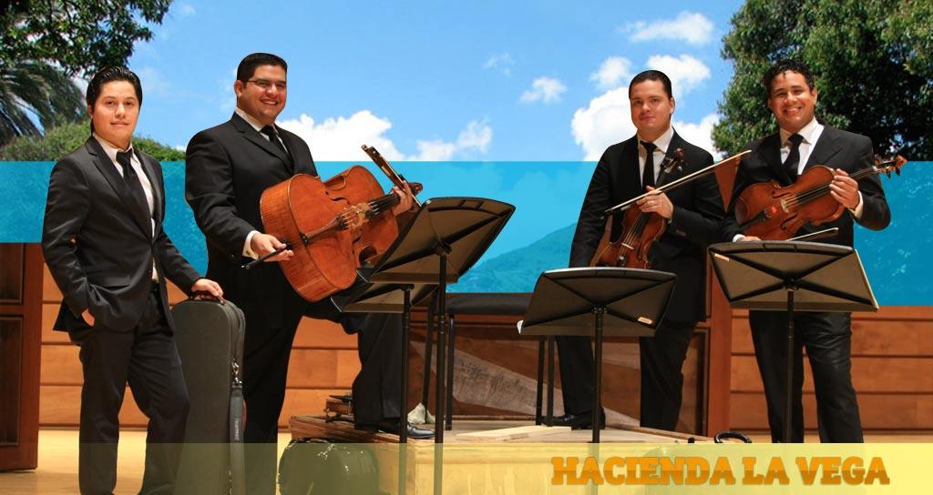 Primer concierto en ProMúsica del Cuarteto de Cuerdas Simón Bolívar luego de su grabación para la Deutsche Grammophon