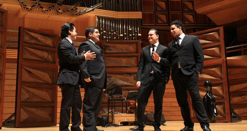 Cuarteto de Cuerdas Simón Bolívar protagoniza el II Festival de Música de Cámara