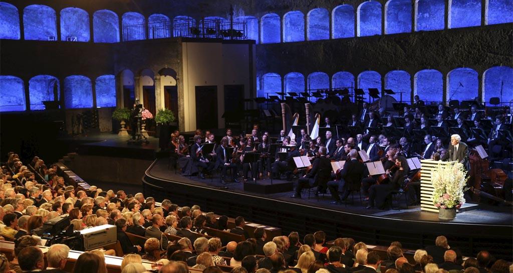 Salzburgo y Múnich, al acecho de Bayreuth