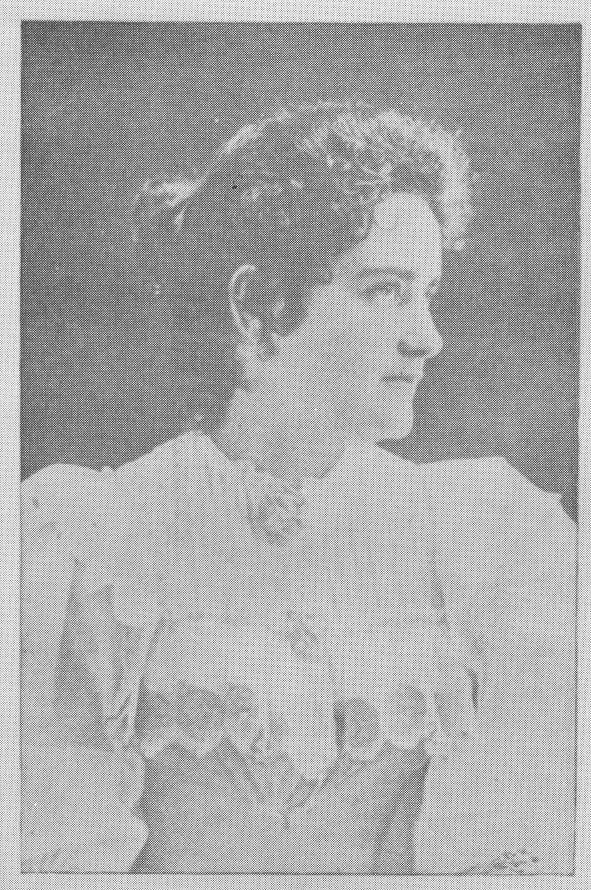 Isabel Pachano de Mauri. El Cojo febrero 1895