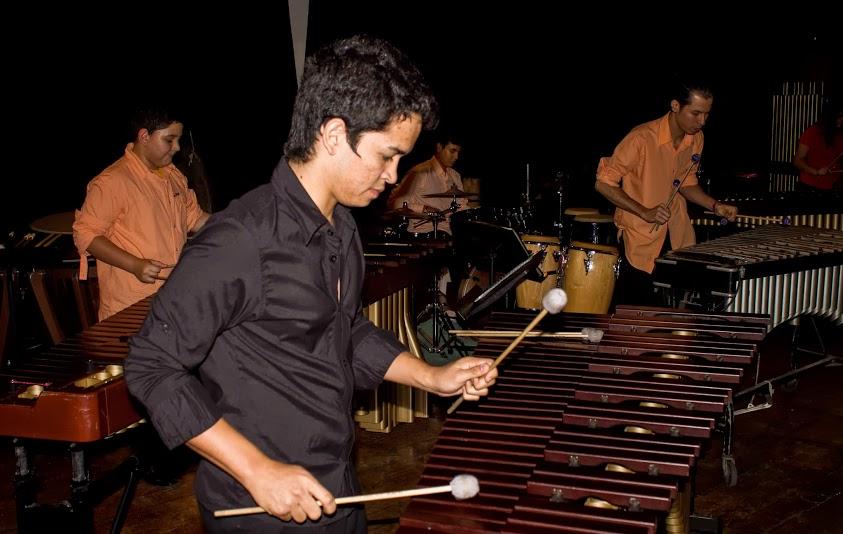 Alirio Torrealba (solista) toca Vuelo del tucusito, de Matías Azpúrua.