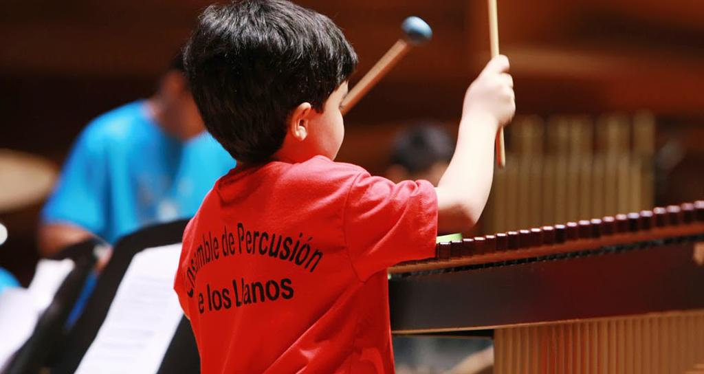 El Ensamble de Percusión de los Llanos inicia un viaje sonoro de oriente a occidente