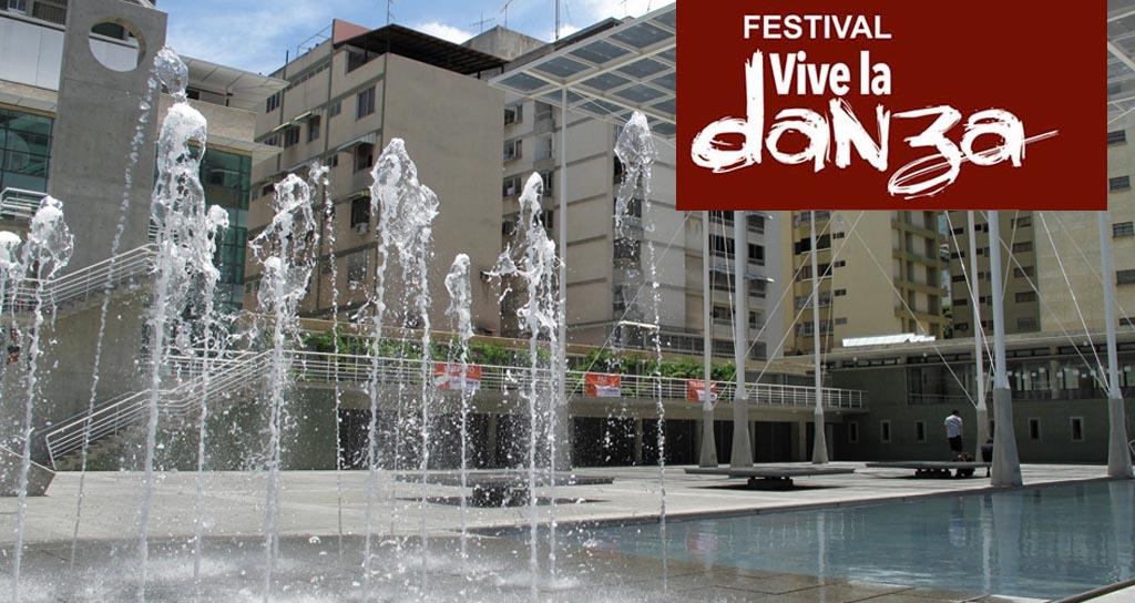 El Festival Vive la Danza presenta actividades en la Sala Cabrujas y Plaza Los Palos Grandes