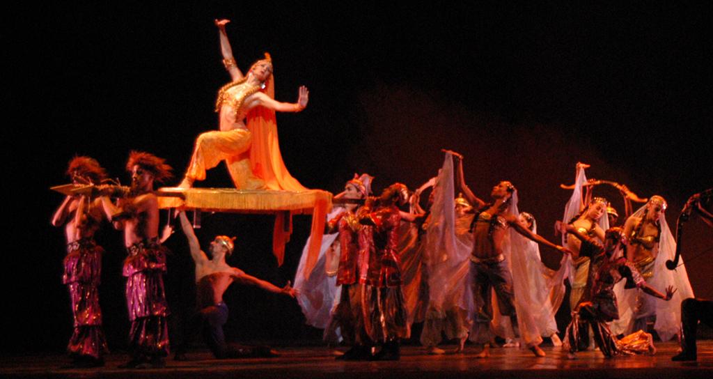 El Ballet Teresa Carreño Vive la Danza en el Teatro Municipal