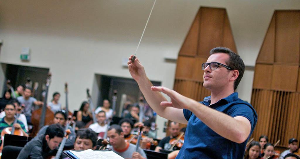 El francés Lionel Bringuier dirige este fin de semana a la Simón Bolívar