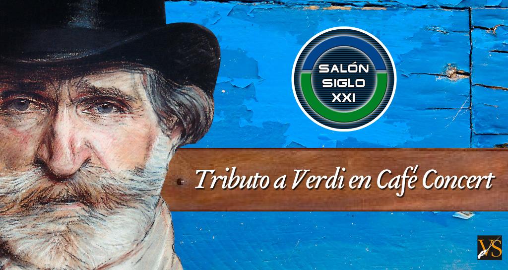 Tributo a Verdi en Café Concert