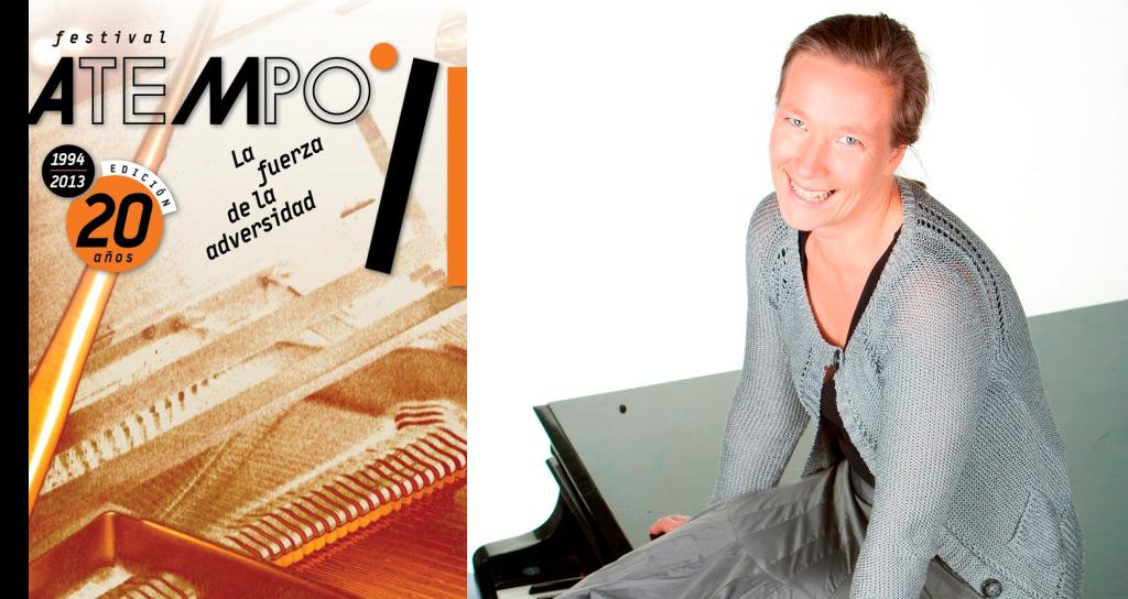 La Música Contemporánea protagoniza escena musical con la 20º edición del Festival Atempo