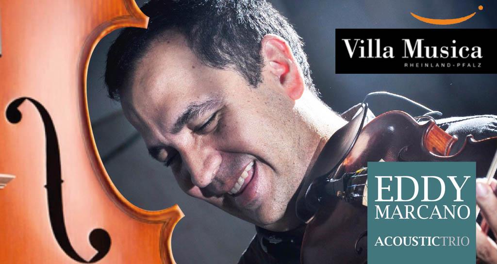 Eddy Marcano y su trío Acústico triunfan en el Festival Villa Música