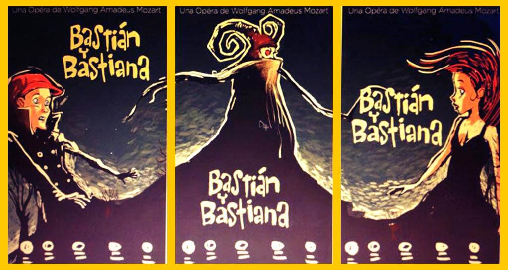 """""""Bastián y Bastiana"""" en San Cristóbal"""