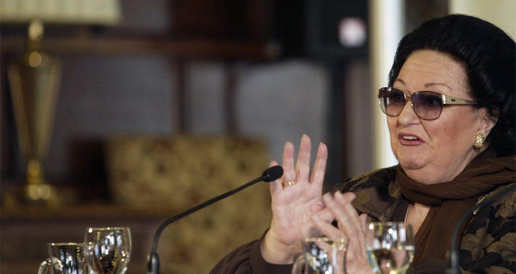 Azerbaiyán declara persona non grata a Montserrat Caballé