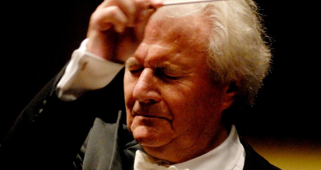 La Sinfónica de Londres rinde homenaje a Sir Colin Davis