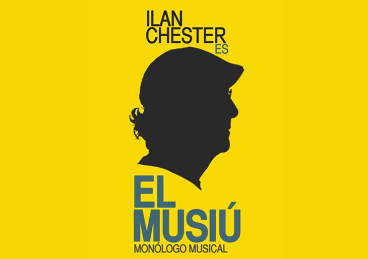 """Ilan habla de su vida en """"El Musiú"""""""