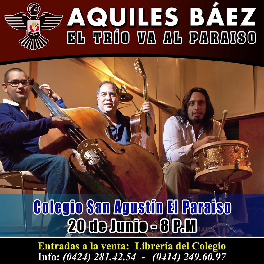 El Trío de Aquiles Báez