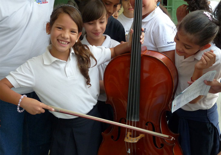 La Sinfónica de Venezuela visitará nuevamente 80 escuelas