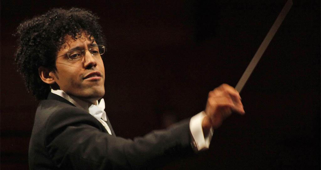 El director orquestal Rafael Payare nuevamente en Aragua