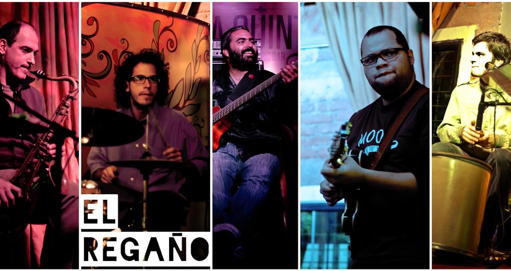 El Regaño lleva su sonido experimental a Noches de Guataca