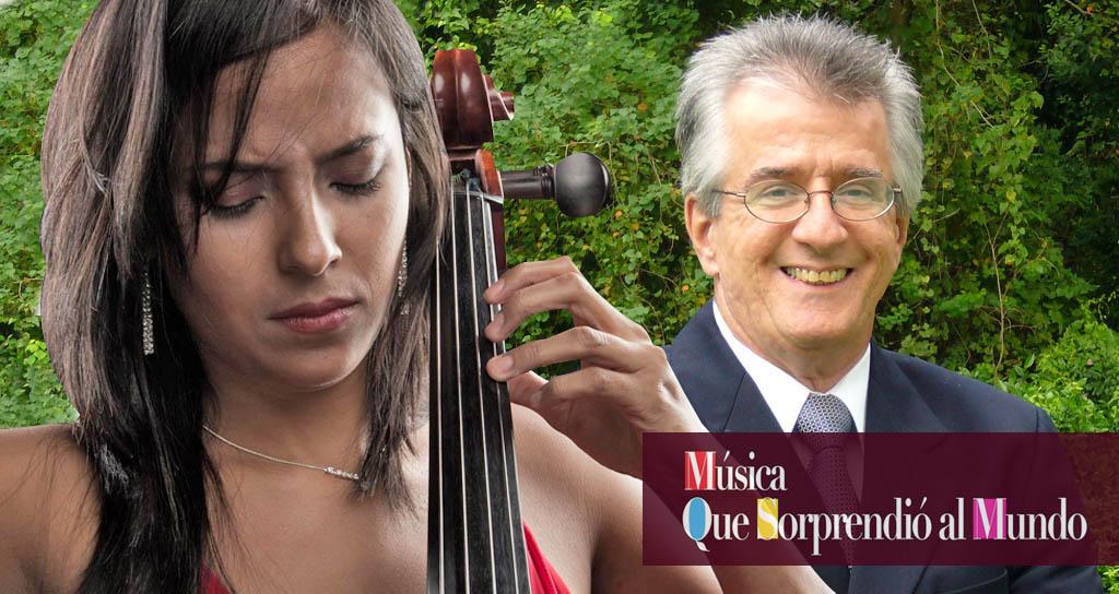 """Norma Aparicio y Carlos Riazuelo """"Música que sorprendió al mundo"""""""