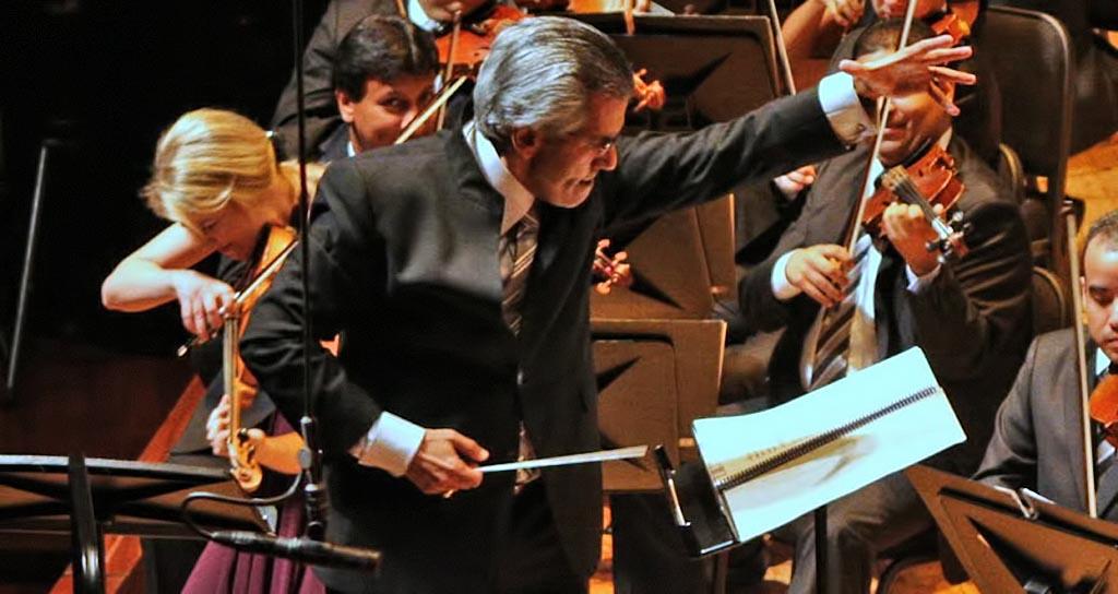 "El Maestro Alfredo Rugeles recibe la ""Ordre des Arts et des Lettres"""