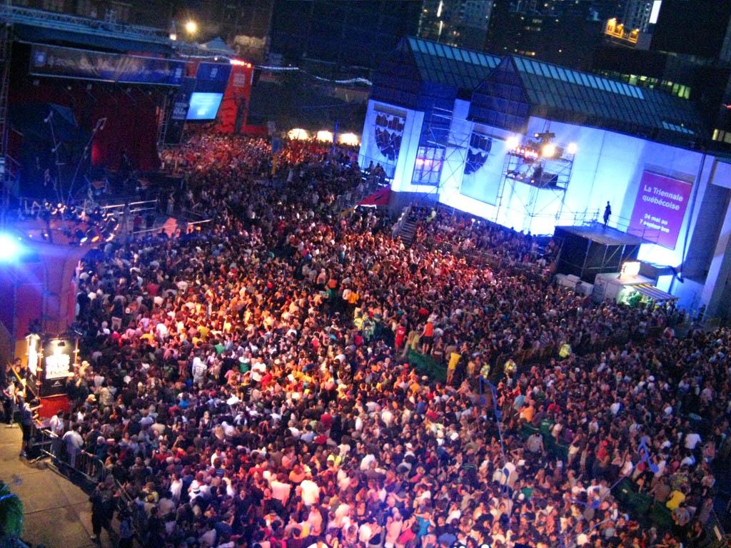Festival Internacional de Jazz en Montreal