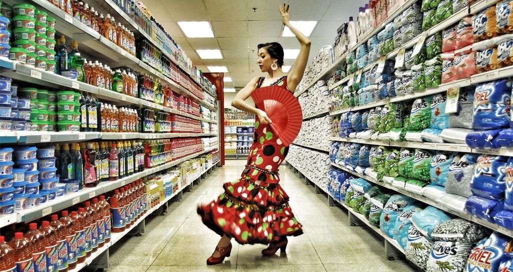 Festival Vive la Danza Fotografía: Luis Cobelo Alessandra Oxford -flamenco