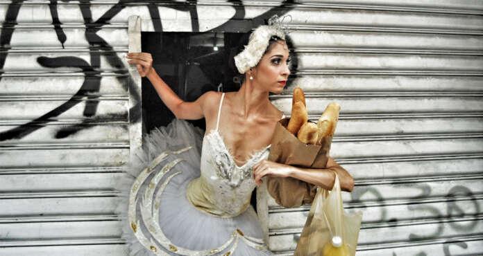Festival Vive la Danza Fotografía: Luis Cobelo Ethana Escalona -ballet