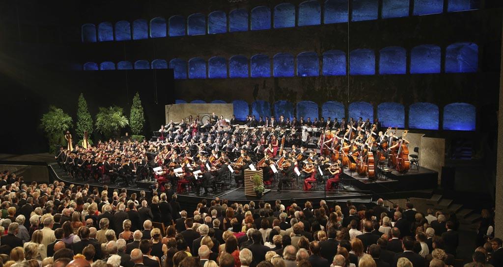 El Sistema es la primera institución extranjera en inaugurar el Festival de Salzburgo