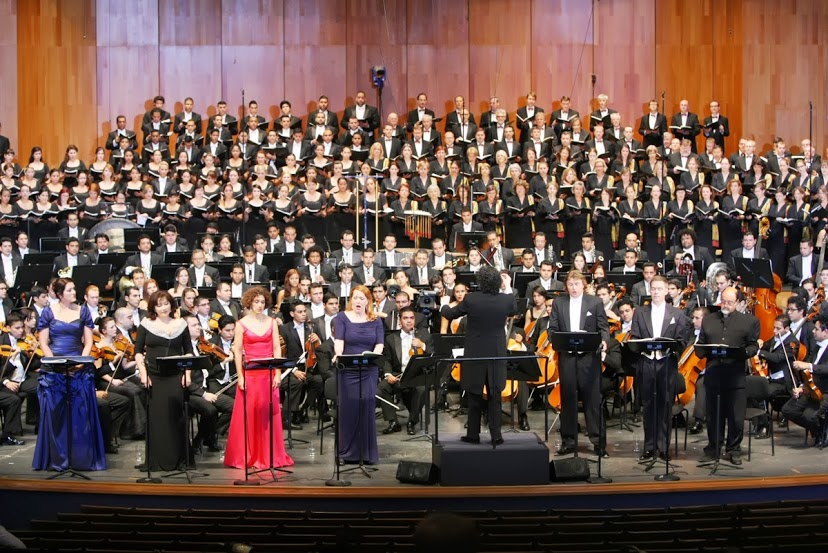 3 Festival de Salzburgo Mahler 8