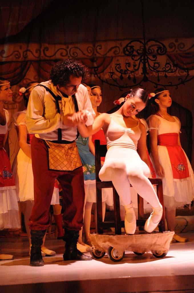 """Ballet de la Mar """"Coppelia"""""""
