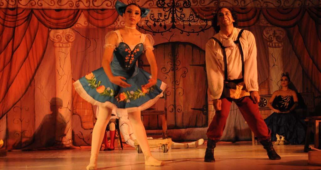Ballet de la Mar conquistó a los Margariteños con Coppelia