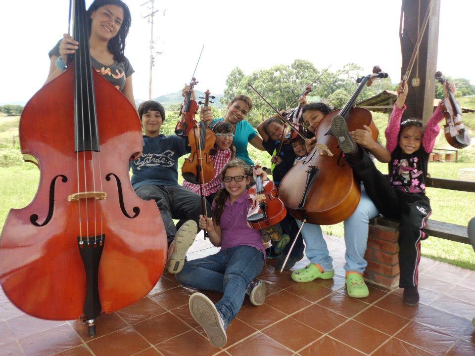 Valeria Sarmiento participará en el Programa de Verano de la Escuela Internacional de Música Príncipe de Asturias en España