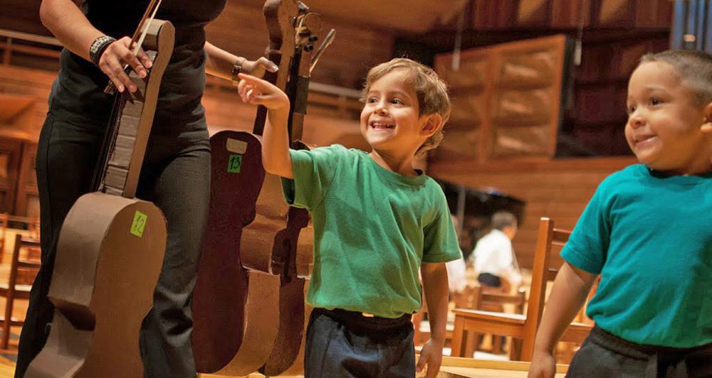 Programa de Iniciación Orquestal: disciplina, creatividad y música para el futuro