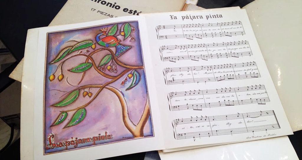 Cancioneros y métodos de guitarra para niños pequeños
