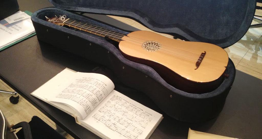 En la 5ta jornada de consulta académica la guitarra criolla fue protagonista