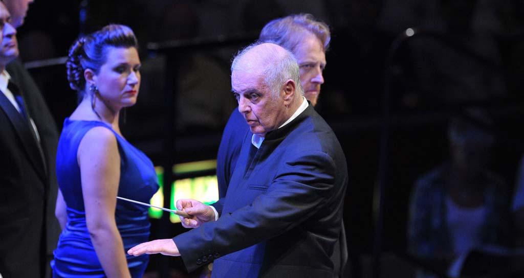 Barenboim y Wagner: el silencio y el éxtasis